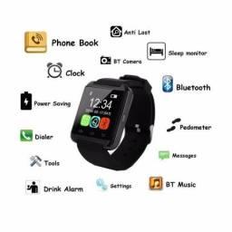 Relógio Inteligente Dz09 Smart Watch Bluetooth Chip Android