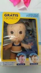 Vendo kit boneca + protetor solar nivea