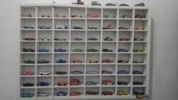 64 carros da hot wheels + Painel!!!!!!!!
