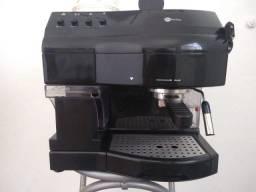 Cafeteira elétrica café express fun kitchen 15 bar
