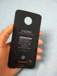 Snap Incipio de Bateria Extra do Moto Z, Moto Z play