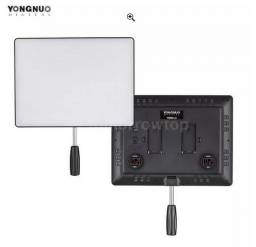 Iluminador Led Profissional 01 Yongnuo Yn-600 Air + Fonte