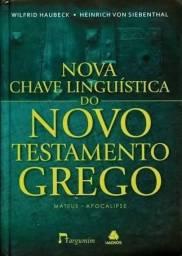 Nova Chave Linguística do Novo Testamento Grego