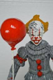 Action movies palhaço Pennywise