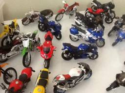 Miniatura moto vários modelos