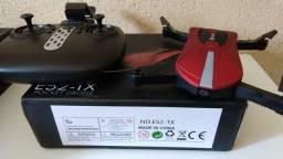 Drone controle remoto E52