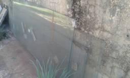 Três folhas grandes de vidro blindex - Dourados ms