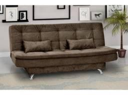 Sofa cama salome matrix -whats Pague em, casa *