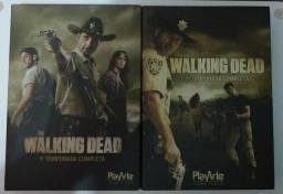 The Walking Dead 2 Primeiras Temporadas