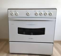 Fogão + forno a gás