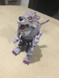 Bonecos Digimon Digievolução