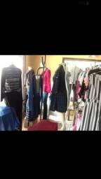 Loja de roupas em Gramado