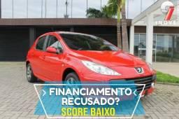 307 Score Baixo Pequena Entrada - 2011