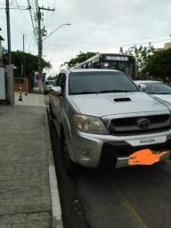 Hilux 4x4 aut completa - 2007