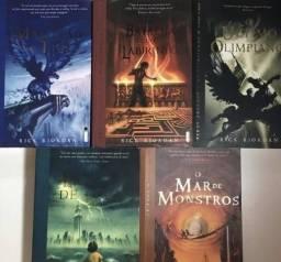 Livros de Percy Jackson