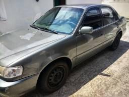 Toyota Corolla Xei 1.8 16v Gasolina Automático 2001/2001 - 2001