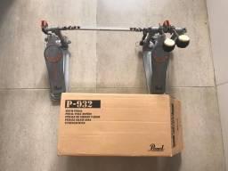 Pedal Duplo Pearl P932