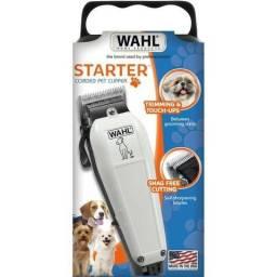 Máquina De Tosa Wahl Dog Grooming Basic Kit Pet Cães Gatos - Original
