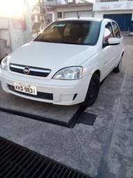 Corsa Sendan Premium 1.4 8v econoflex e gás natural ou troco em moto - 2007