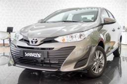 TOYOTA YARIS 1.5 16V FLEX SEDAN XL PLUS CONNECT MULTIDRIVE