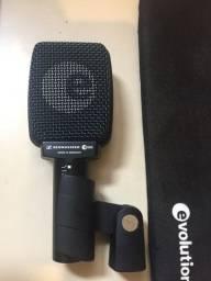 Microfone - Sennheiser e-906 - Dinâmico