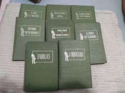 Livros de Monteiro Lobato. Coleção