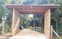 Chácara a venda 12.100,00m2 Campina Grande do Sul - Casa Alvenaria 190,00m2, tanque, próxi