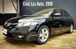 Civic Lxs Automático 2010 - 2010
