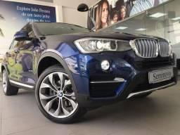 BMW X4 2.0 28I X LINE 4X4 16V TURBO GASOLINA 4P AUTOMÁTICO - 2018