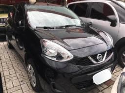 "A2 Nissan March S 1.0 Flex "" Apenas 50.000 km "" Único Dono - 2015"