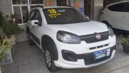 Fiat Uno 1.3 firefly flex way 4p manual - 2018