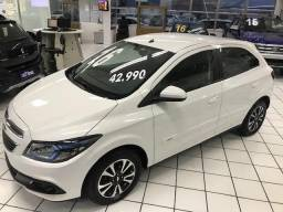 ONIX 1.4 LTZ AUTOMÁTICO IPVA 2020 PAGO - 2016