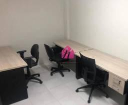 Sala para alugar, 11 m² por R$ 1.200,00/mês - Tirol - Natal/RN