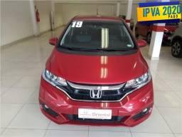 Honda Fit 1.5 exl 16v flex 4p automático - 2019