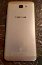 Samsung J5 prime dourado