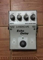 Usado, Pedal de Delay Landscape Echo Delay comprar usado  Rio de Janeiro