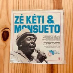 Lp Zé Keti & Monsueto- História Da MPB comprar usado  Recife