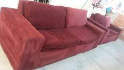 Sofa 2 e 3 lugares $300