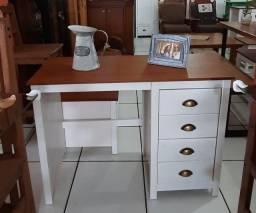 Escrevania madeira maciça