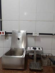 Fritadeira eletrônica skymsen