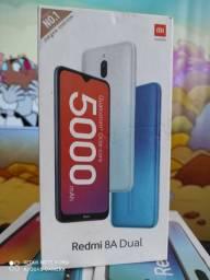 Redmi 8A da Xiaomi..Alto nível! NOVO LACRADO COM GARANTIA