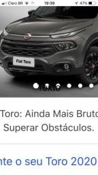 Fiat/toro endurance diesel 4x4 at9/ okm 2020/2021 A FATURAR