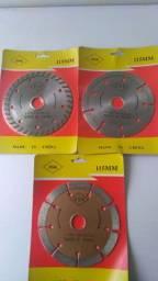 Kit disco de corte 115mm