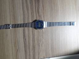Relógio Casio Vintage LA670W Feminino - Prata