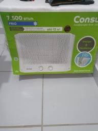 Ar condicionado janeleiro - ainda na garantia