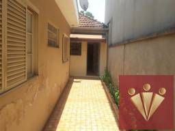 Casa com 2 dormitórios para locação por R$ 600 - Centro - Mogi Guacu/SP