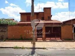 Casa à venda com 3 dormitórios em Jardim chapadão, Campinas cod:CA007815