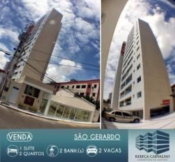 Apartamento com 3 dormitórios à venda, 65 m² por R$ 360.000,00 - São Gerardo - Fortaleza/C