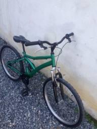 Bicicleta Caloi reformada