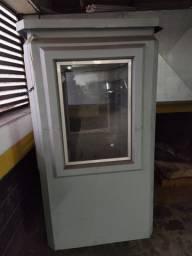 Cabine para segurança
